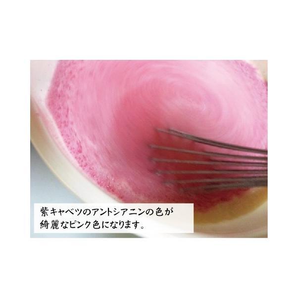 アントシアニン933 紫キャベツのドレッシング 200ml 野菜本来の彩り|vegeup|02