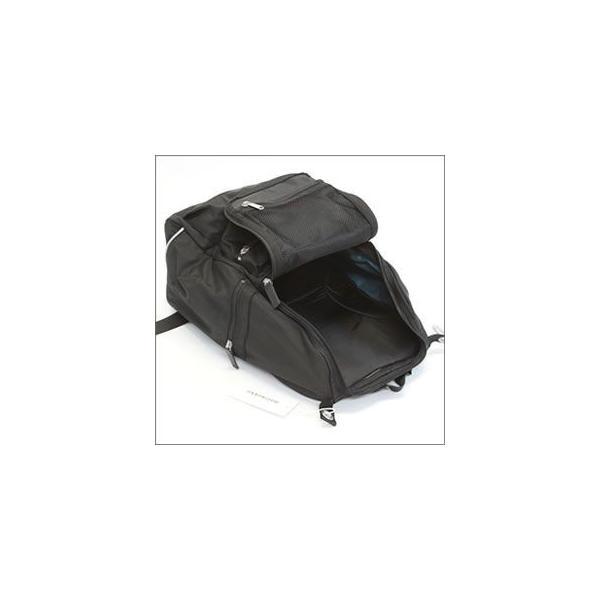 マリメッコ BUDDY 026994 999 black ナイロン バックパック リュックサック ショルダーバッグ