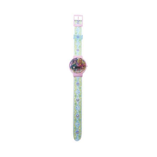 腕時計 デジタル ウォッチ スタートゥインクルプリキュア 3集合 エンスカイ ギフト雑貨