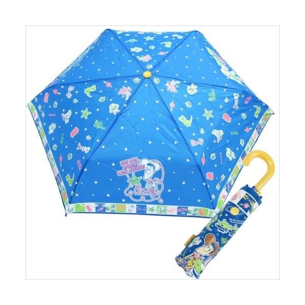 折畳傘 折りたたみ傘 ポップスター トイストーリー ディズニー タキヒヨー