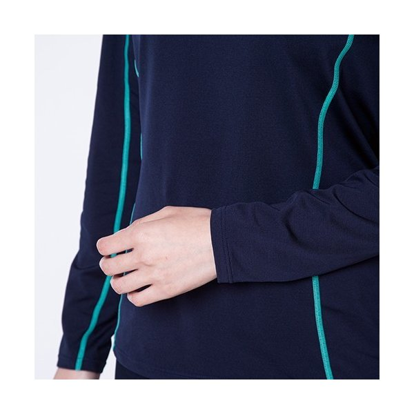 VENEX レディース リチャージ+(プラス) ロングスリーブ ベネクス リカバリーウェア 休息専用 疲労回復 venex 14