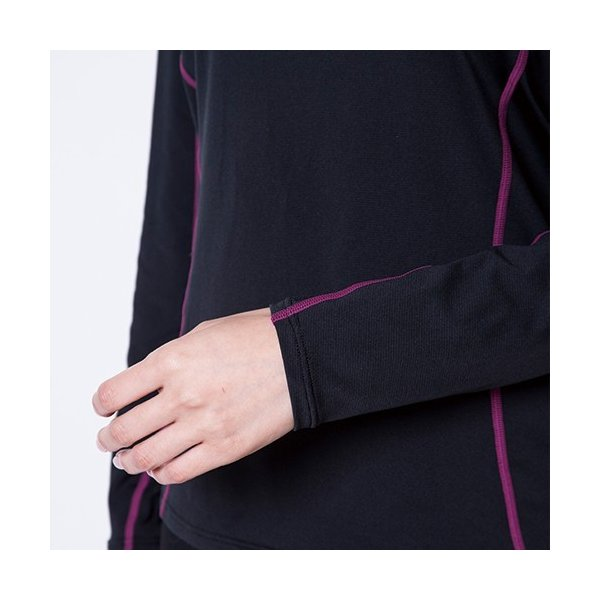 VENEX レディース リチャージ+(プラス) ロングスリーブ ベネクス リカバリーウェア 休息専用 疲労回復 venex 15