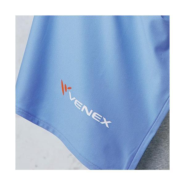 VENEX リカバリークロス+(プラス) ベネクス リカバリーウェア 休息専用 疲労回復 ひざ掛け venex 15
