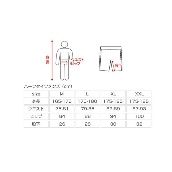 VENEX メンズ リチャージ+(プラス) ハーフタイツ ベネクス リカバリーウェア 休息専用 疲労回復 venex 02
