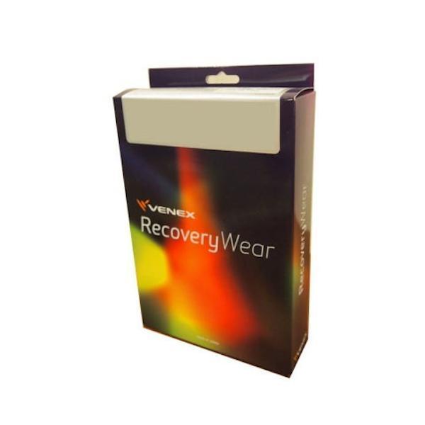 VENEX メンズ リチャージ+(プラス) ハーフタイツ ベネクス リカバリーウェア 休息専用 疲労回復 venex 16
