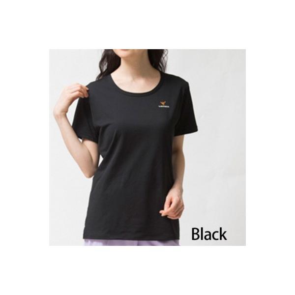 VENEX レディース リフレッシュTシャツ半袖シャツ ベネクス リカバリーウェア 休息専用 疲労回復|venex|06