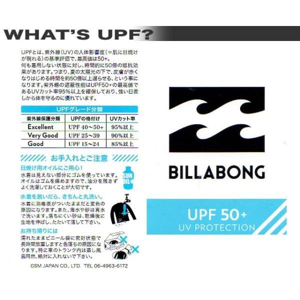BILLABONG ビラボン メンズ ラッシュガード 半袖 ゆったり サーフブランドアウトレット AH011-854|venice|06