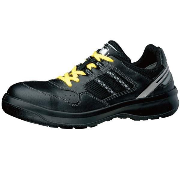 安全靴 ミドリ安全 メンズ レディース G3690 静電 紐タイプ ブラック ワイド樹脂先芯 メッシュ ローカット 通気性 蒸れない 日本製