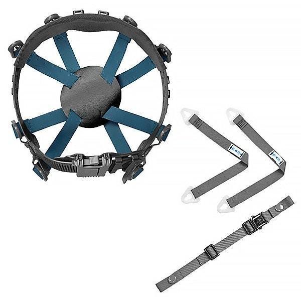 ミドリ安全 ヘルメット内装品 8T-LLQ RA 消臭汗止 内装一式 大サイズ 交換用 部品 パーツ