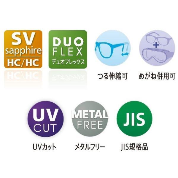 保護めがね ウベックス uvex オーバーグラス X-9162 UV3000 花粉対策 保護めがね|verdexcel-medical|02