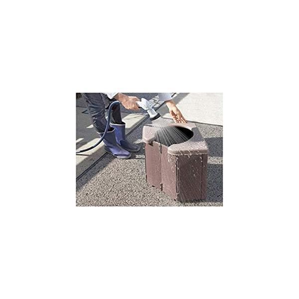 非常用 トイレ 便器 セット 凝固剤 簡易トイレ 防災 ポータブル サンコー 災害用 キャンプ 介護 洋式 便座 コーナー型 水を使わない R-46 トイレ用品 椅子|versos|04
