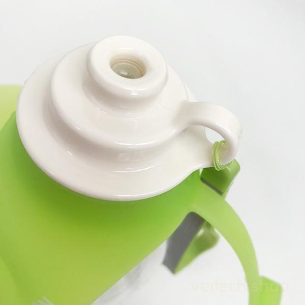 ペット用携帯ボトル☆おしゃれなウォーターボトル 給水 マナー水 犬 猫 水入れ 水飲み シリコン ボトルホルダー ペットボトル 水筒 お散歩用|vertech-shop|09