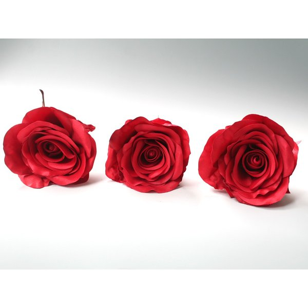 赤バラのみのパーツの髪飾り(5Uピンパーツ):HA018|vertpalette-store|05