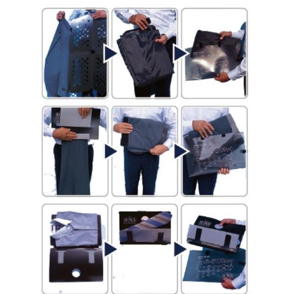 ガーメントバッグ メンズ/SU-PACK HARD PLUS M(スーパック ハード プラス Mサイズ )スーツもシャツもネクタイも一つに収納/メーカー直販 日本製|very-web-store|04