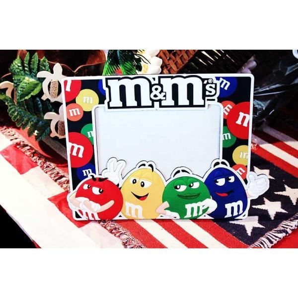 m&m'sチョコレート フォトフレーム 写真立て