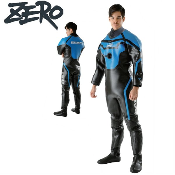 ZERO ゼロ  ADVENTURE 2-SL DRY SUITSドライスーツ メンズ MENS 2mm 3.5mm 5mm ラジアルドライスーツ SPORTS スポーツ ダイビング