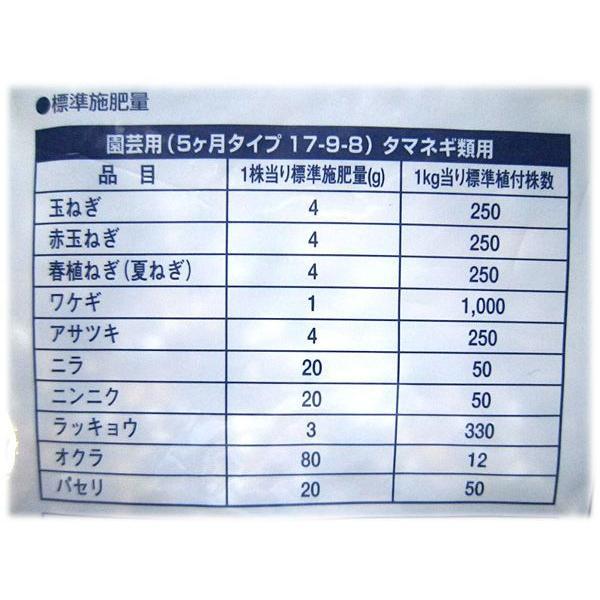 有機一発肥料(タマネギ類用)1kg 園芸用品・肥料|vg-harada|03