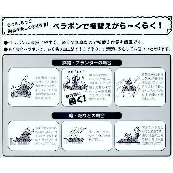 ヤシの実チップ あく抜きベラボン 4リットル(M粒/約5ミリ角) 園芸用品 vg-harada 02