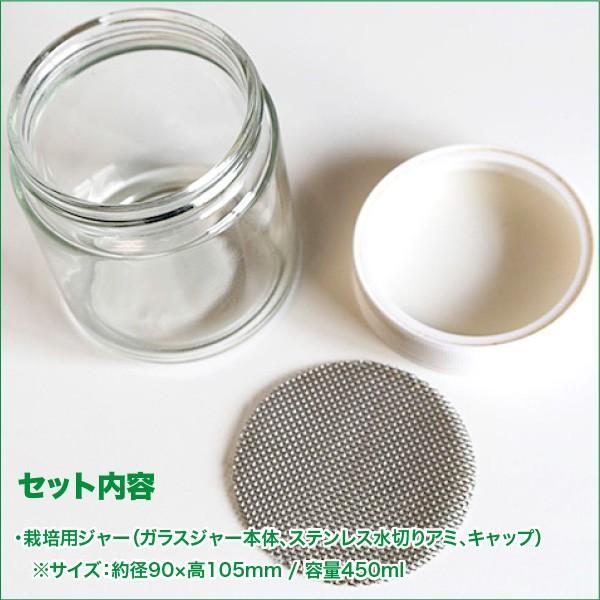 スプラウト 栽培容器(ジャー タイプ)|vg-harada|02