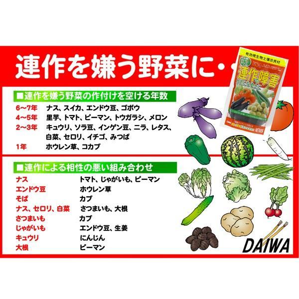 連作の障害が気になる土に 600g 園芸用品|vg-harada|03