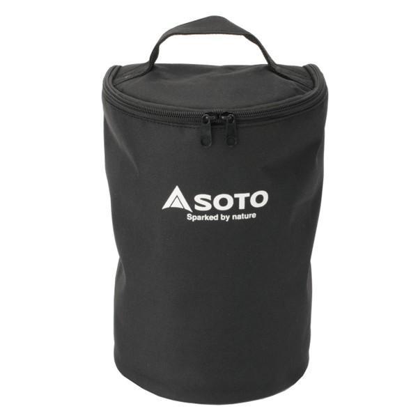 SOTO ソト 新富士バーナー ランタン用収納ケース ソト ランタン ライト CB缶 カセットガス カセットボンベ ガス ケース|vic2