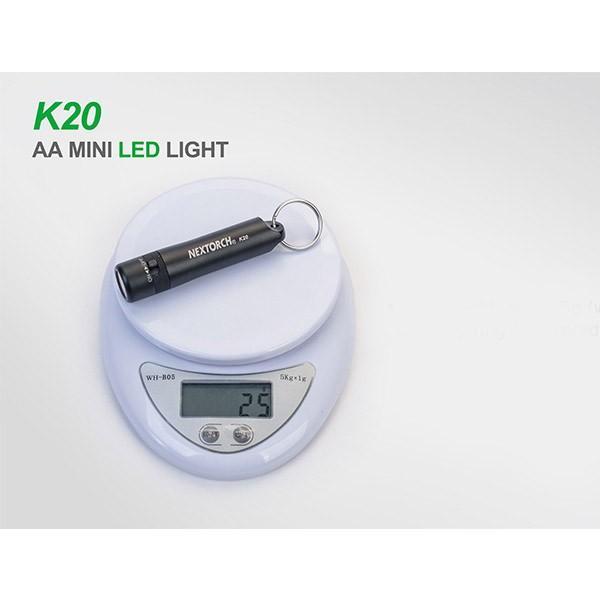 ネクストーチ NEXTORCH K20 ハンディライト LEDライト ミニライト ポケットライト|vic2|02