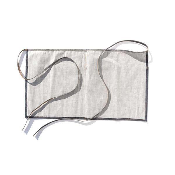 ネイタルデザイン NATAL DESIGN WAIST CLOTH DENIM ウエスト クロス 前掛け ポケット コットン vic2 03