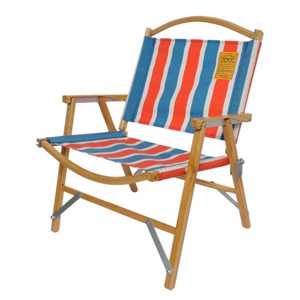 ネイタルデザイン NATAL DESIGN Kermit Chair RETRO STRIPE カーミットチェア 折りたたみ イス 別注 コラボ|vic2