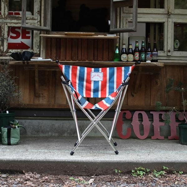ネイタルデザイン NATAL DESIGN Out & About Chair RETRO STRIPE アウト アバウト ガダバウト チェア 折りたたみ イス 別注 コラボ|vic2|04