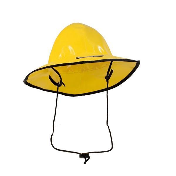 オルトリーブORTLIEBレインハットイエロー帽子ハット防水