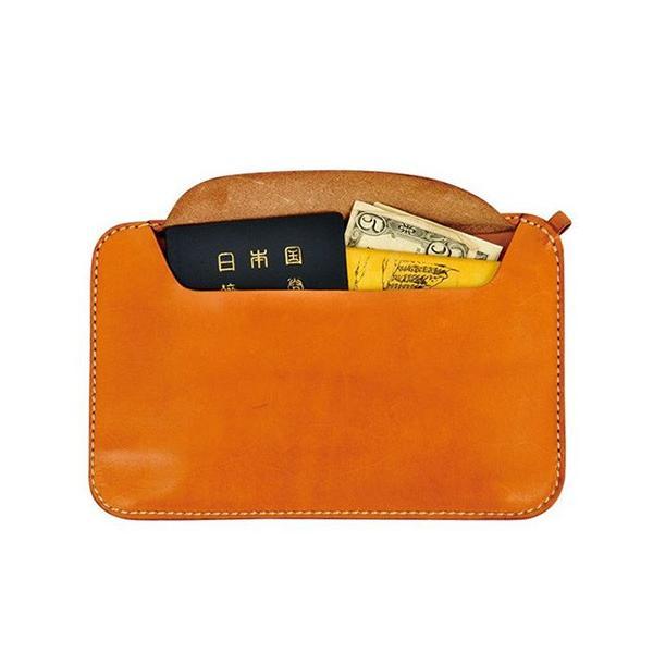 遊牧舎工房 チケットシース チケットケース パスポートケース ポーチ 320036000000