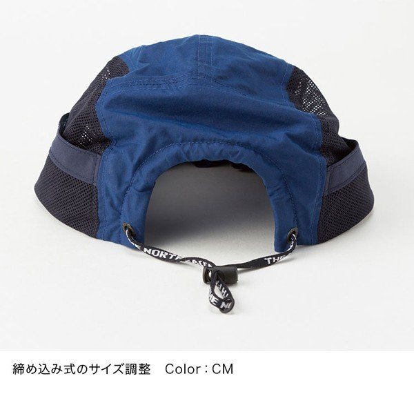 ノースフェイス THE NORTH FACE Sun-Day Cap RK Lサイズ|vic2|03