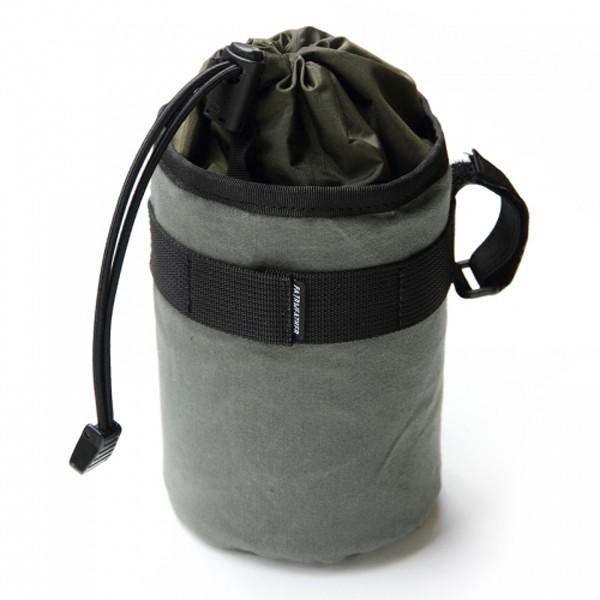 フェアウェザー FAIRWEATHER stem bag olive|vic2