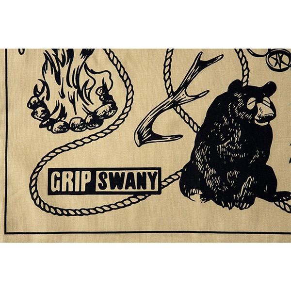 グリップスワニー Grip Swany Gs Camp バンダナ Coyote GSA-51|vic2|03