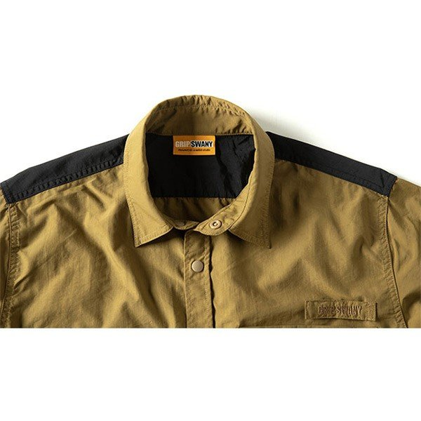 グリップスワニー Grip Swany Gear Shirt Coyote GSS-28|vic2|04