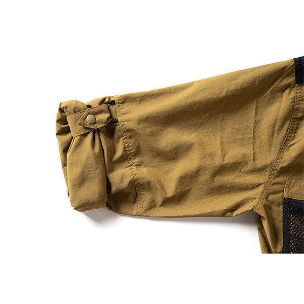 グリップスワニー Grip Swany Gear Shirt Coyote GSS-28|vic2|06