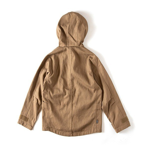 グリップスワニー Grip Swany Fireproof Camp Parka Coyote GSJ-51|vic2|02