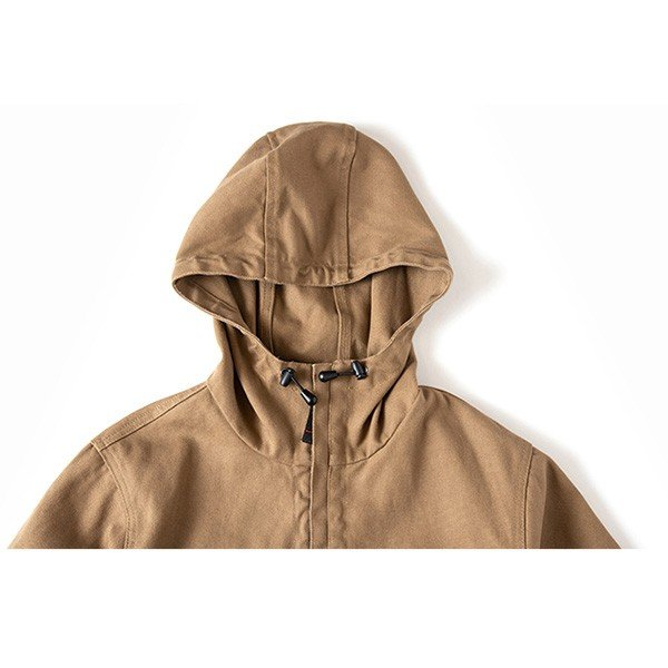 グリップスワニー Grip Swany Fireproof Camp Parka Coyote GSJ-51|vic2|04