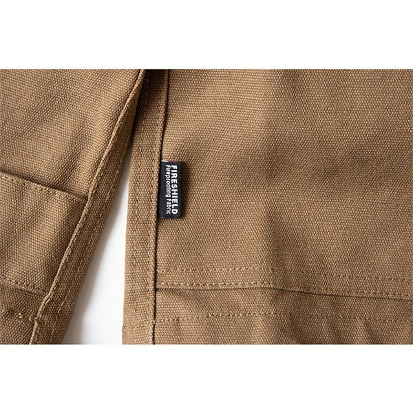 グリップスワニー Grip Swany Fireproof Camp Parka Coyote GSJ-51|vic2|08