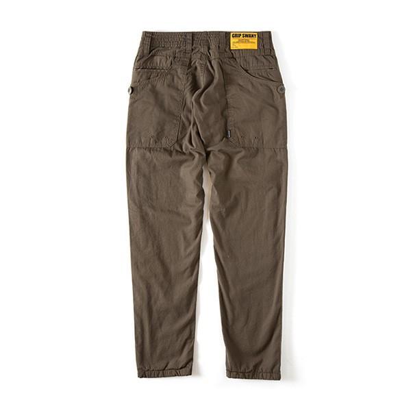 グリップスワニー Grip Swany Flannel Lining Pants Olive GSP-62|vic2|02