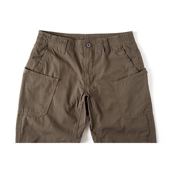 グリップスワニー Grip Swany Flannel Lining Pants Olive GSP-62|vic2|05