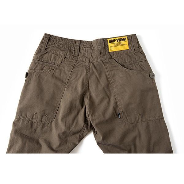 グリップスワニー Grip Swany Flannel Lining Pants Olive GSP-62|vic2|06