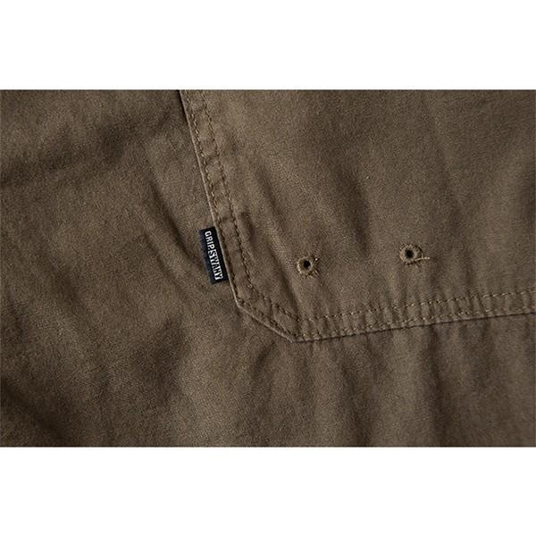 グリップスワニー Grip Swany Flannel Lining Pants Olive GSP-62|vic2|08