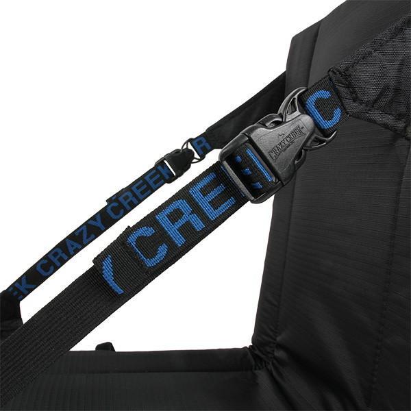 クレイジークリーク Crazy Creek オリジナルチェア ブラック キャリーチェア 座イス 座椅子 ファニチャー マット|vic2|03