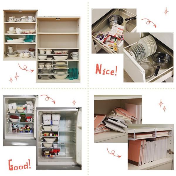 お部屋やキッチンをスッキリ整理!圧縮袋付収納ボックスや収納ラックで隙間やデッドスペースを有効活用!