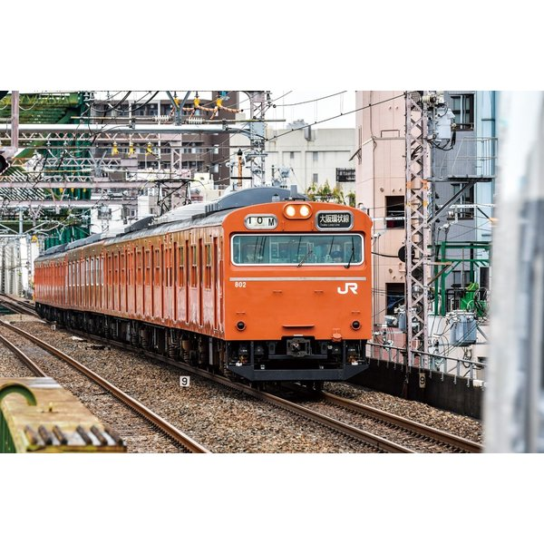 国鉄通勤形電車 103系【ブルーレイ】|vicom-store|02