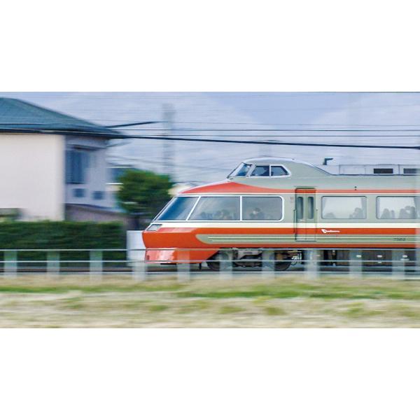 小田急 ロマンスカーの軌跡 ブルーレイ ビコム|vicom-store|05