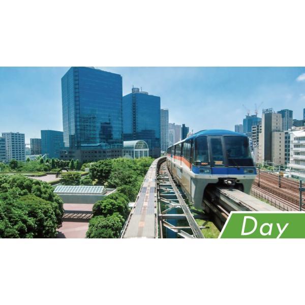東京モノレール 全線2往復 ≪デイ&ナイト≫ 4K撮影作品 ブルーレイ 電車|vicom-store|02