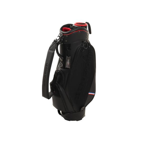 ルコック スポルティフ(Lecoq Sportif) キャディバッグ QQBRJJ01W-BK00 (メンズ)