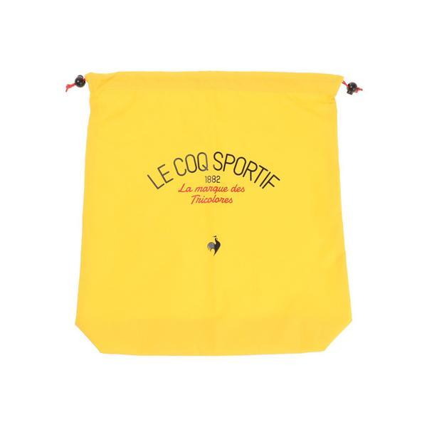 20%OFFクーポン対象商品 ルコック スポルティフ(Lecoq Sportif) シューズケース QQCSJA20 YL00 (メンズ、レディース)